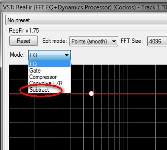 Remove Noise with ReaFir and Reaper   MACHINAE SOUNDSCAPES